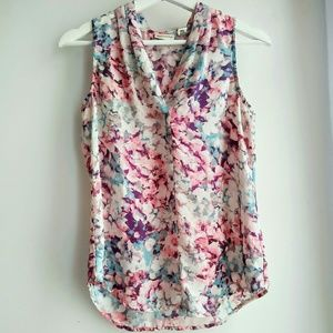 Mercer & Madisin Floral Top